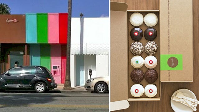 This 24-Hour Cupcake ATM Needs To Be In My Bedroom, Not Beverly Hills