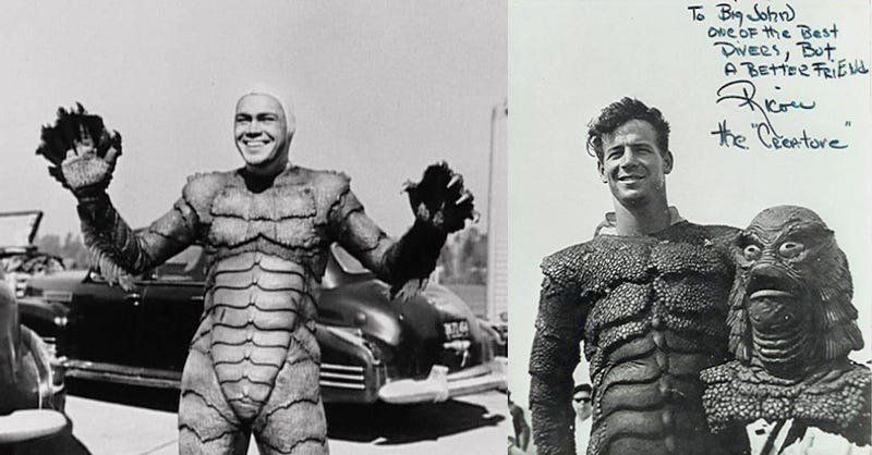 Meet the Actors Inside Classic Full-Body Costumes