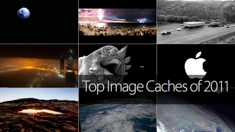 The Best Image Caches of the Year