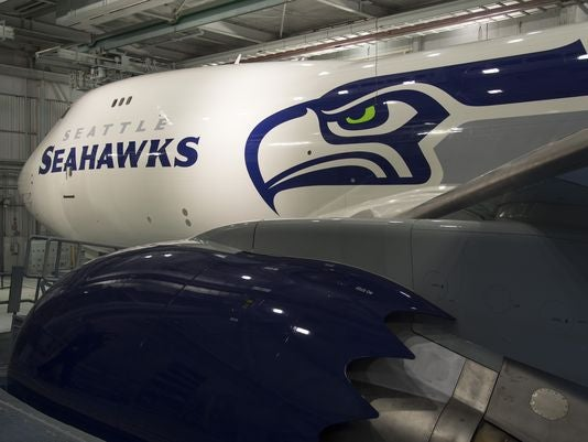 BOEING 12 - If you like airplanes or Seahawks...