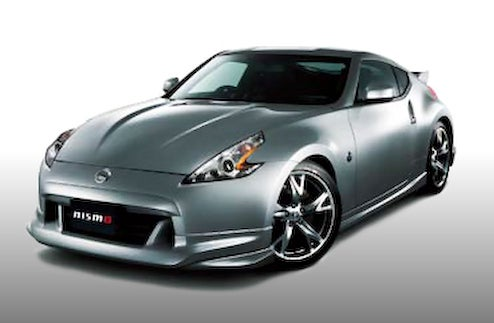 Nismo S-Tune Bringing Showroom Upgrades to the 2009 Nissan 370Z
