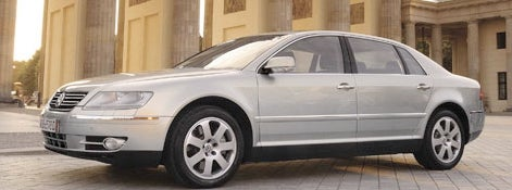 Could Phaeton Be Making A Return To The US?