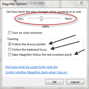 Get More from Windows 7's Magnifier Tool