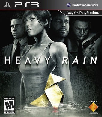 Kotaku 'Shop Contest: Heavy Rain Edition