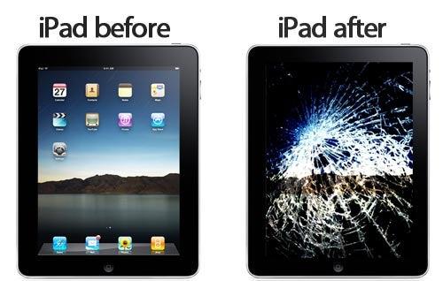 8 Cruel But Completely Justified iPad Wallpaper Pranks