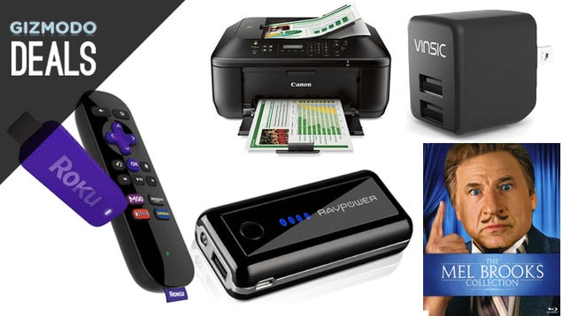 Deals: Roku with Free Hulu, SodaStream, Smart Thermostat, Goat Sim
