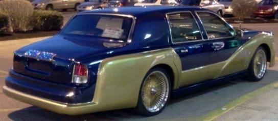 Who wants a Rolls Royce???
