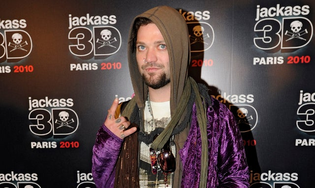 Bam Margera Calls Cops on Nude Girl Masturbating in His Bedroom