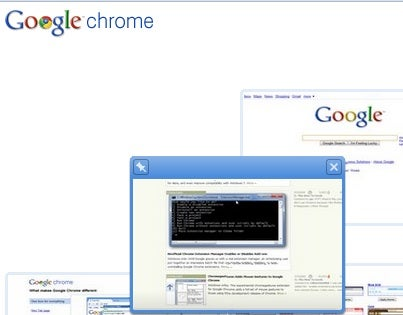 Chrome Releases New Beta, Improves New Tab Page, Adds HTML5 Functionality