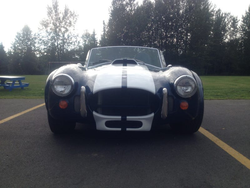 May I Introduce...The Shelby Cobra