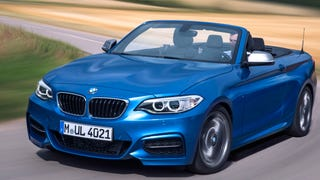 2015 BMW 2-Series Convertible: This Is It (And It Gets AWD)