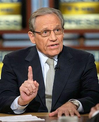 Bob Woodward, Nixon Man