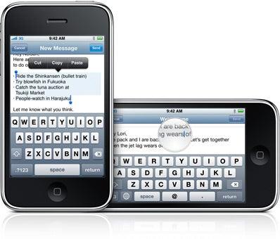 iPhone 3.0 Update Available for Download