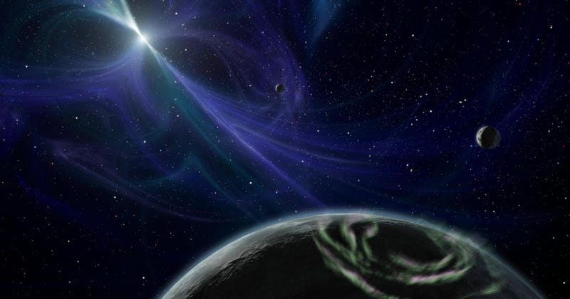 Pulsar stars could be the perfect interstellar GPS system