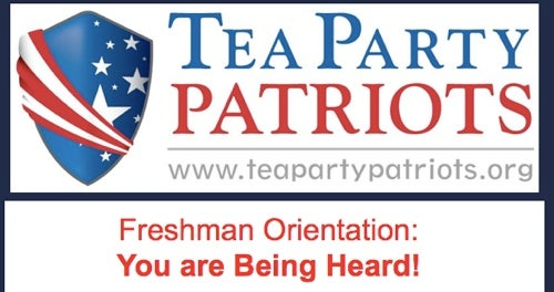 Tea Party Groups All Want to Show Freshmen Around Washington