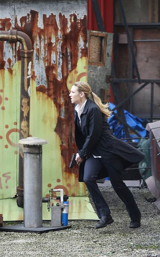 Fringe Season 3 Set Pics