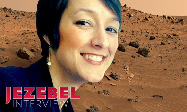 A Chat with Sonia Van Meter, Woman Preparing for a One-Way Trip to Mars