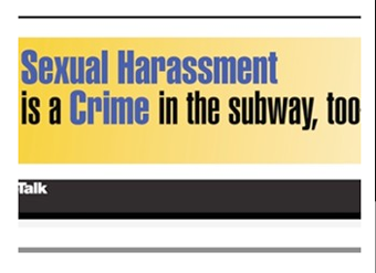 City Council, NYPD Address Subway Harassment