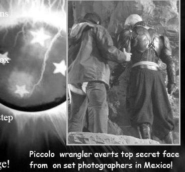 Piccolo's Scary Pants! Cobra Commander's Face! Lost Producer Speaks! Doctor Who's Comeback!