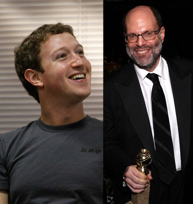 Filmmakers Kiss Up To Mark Zuckerberg
