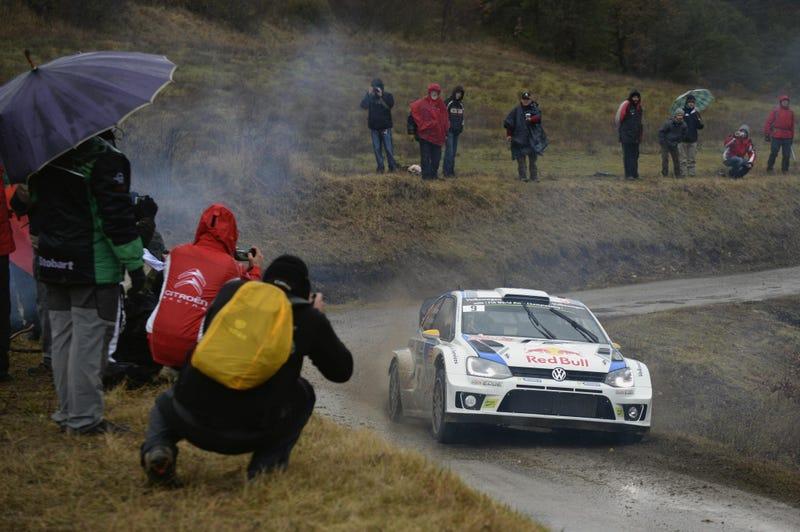 Can Anybody Beat Volkswagen's WRC Team In 2014?