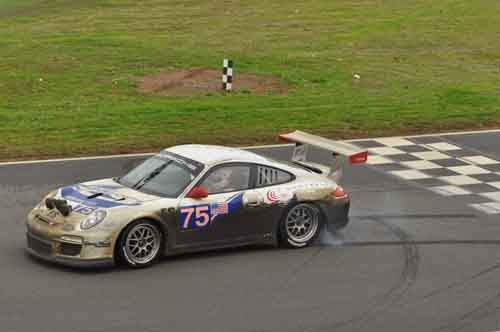 Mercer Motorsports/Porsche Win The 25 Hours Of Thunderhill