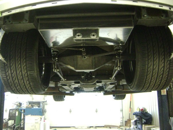 Crazy Camaro Build