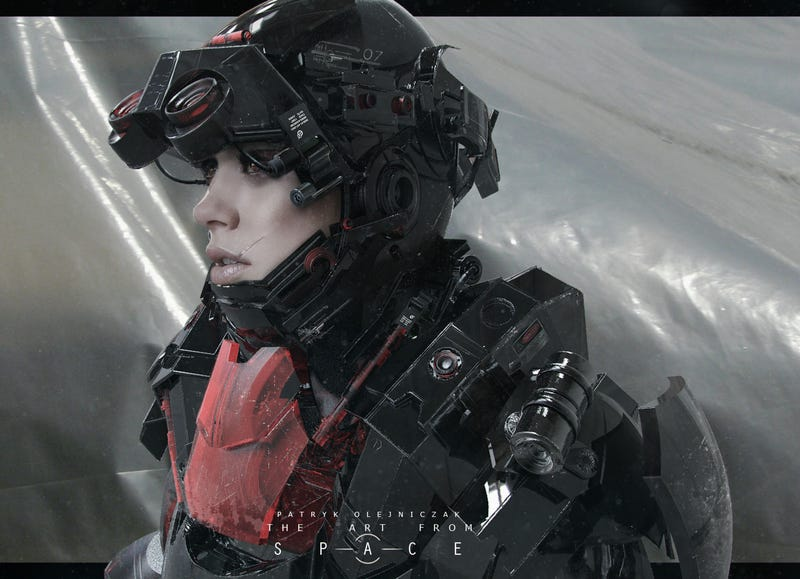 The Space People Of The Future Have Rad Spacesuits