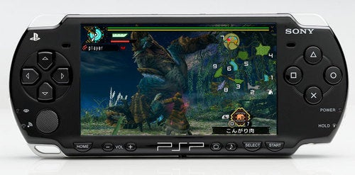 The PSP Lives On In Japan With More Monster Hunter, White Knight Chronicles