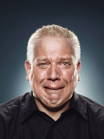 Exclusive: How GQ Made Glenn Beck Cry