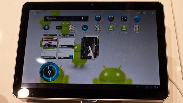 Samsung Chief Calls Galaxy Tab 10.1 'Inadequate'