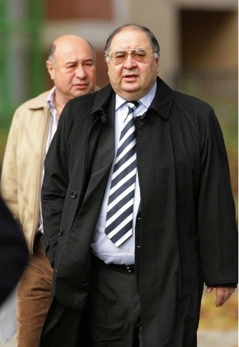 Alisher Usmanov: The Scary Russian Oligarch Seducing Silicon Valley