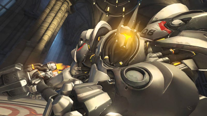 Thousands Of Overwatch Players Have Already Been Banned For Cheating