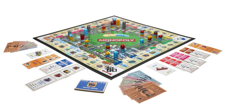 Hasbro's CityVille, FarmVille, Words with Friends and Draw Something Games Launch October 1