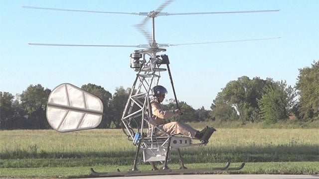 Full-Scale, Battery-Powered Helicopter Flight Sets World Record