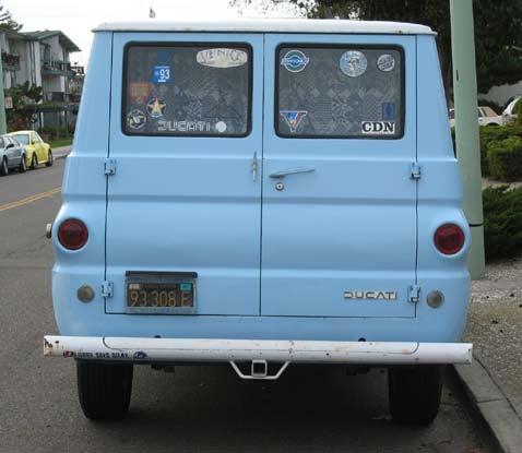 1969 Dodge A100 Van