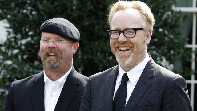 How The Mythbusters Accidentally Punched a Six-Inch Cannonball Hole in a Minivan (Updated)