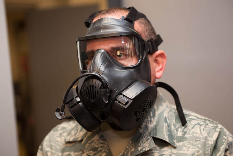 Canada's Badass New Defense Minister Patented This Gas Mask For His Sikh Beard