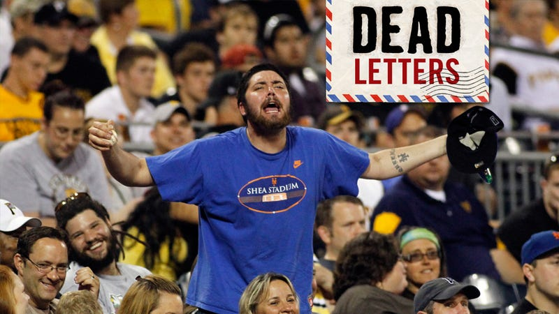 Dead Letters: This Is The Worst Comment In Deadspin History
