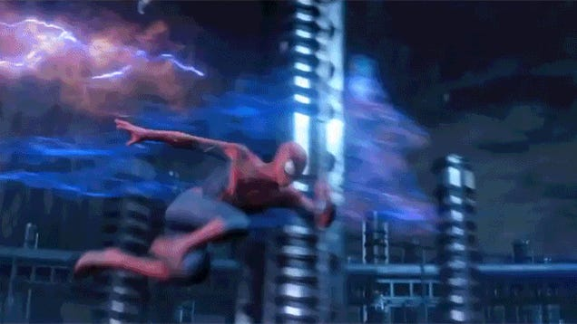 The Amazing Spider-Man 2 Trailer Is Way Too Busy