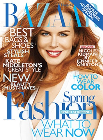 Nicole Kidman Tells Jennifer Aniston She Prayed For A Man
