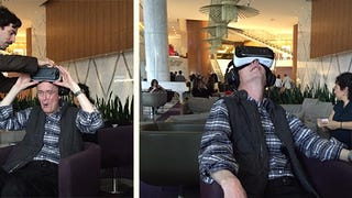 "William Gibson After Trying VR: ""They Did It"""