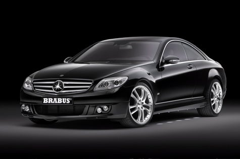 It's CL-obbering Time: Brabus SV12 S Biturbo Coupe