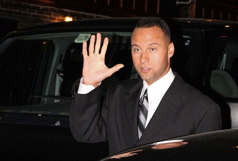 Ultimate Gawker Stalkers: Derek Jeter's Starbucks and The Minka Kelly Problem