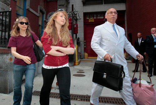 Treatment of Giuliani's Shoplifting Daughter Shocks the Post