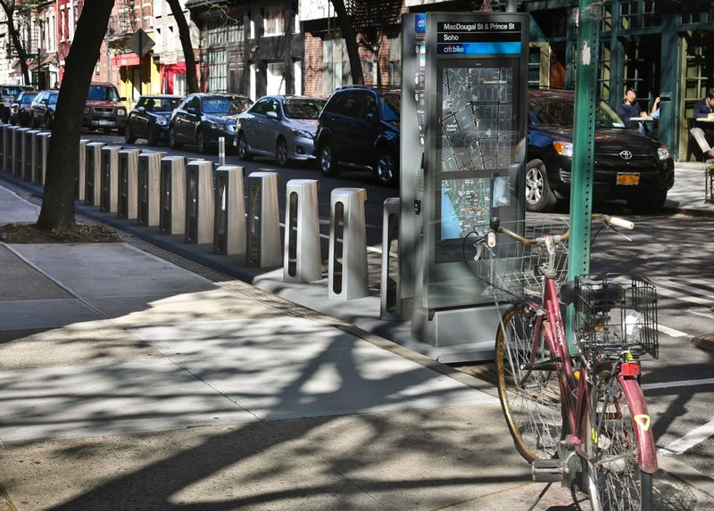 New Yorkers Furious to Discover Bike Sharing Requires Bikes, Racks