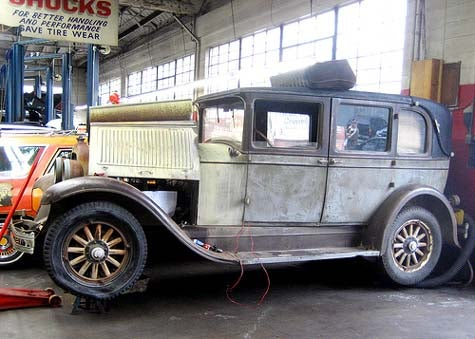 Forgotten Brand, Forgotten Car: 1929 Oakland All-American Six