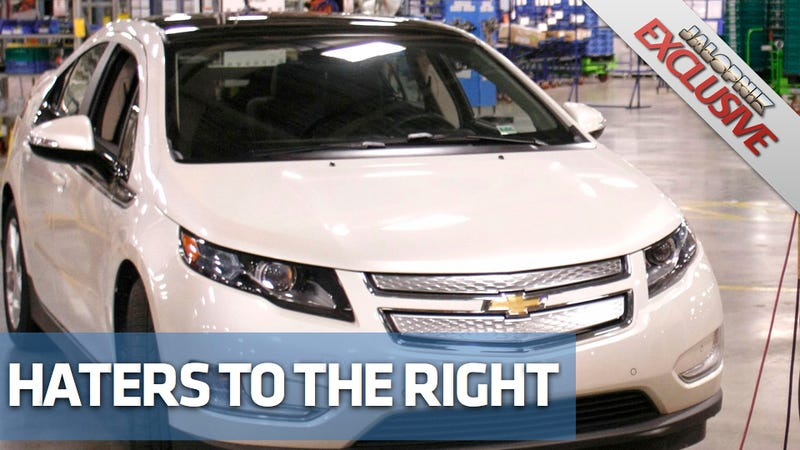 Chevy dealers are not scamming taxpayers on Volt tax credits