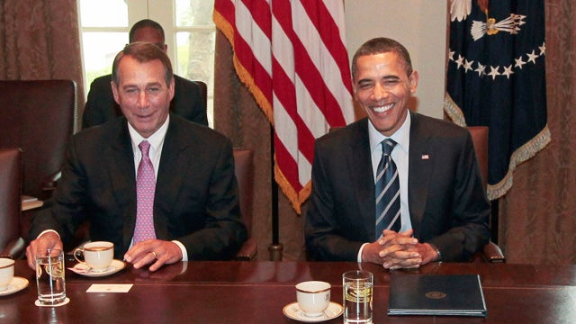 Can Our Wall Street Overlords Save America from John Boehner?