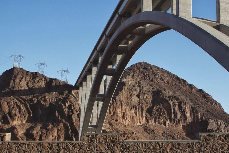 Pat Tillman Memorial Bridge (Over Hoover Dam)